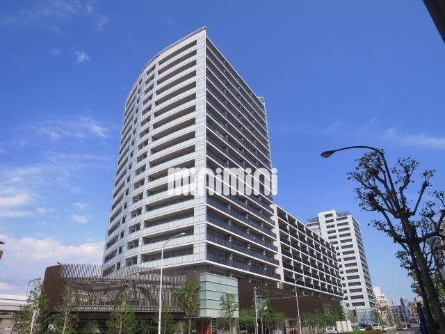 東京都大田区、蒲田駅徒歩20分の新築 20階建の賃貸マンション