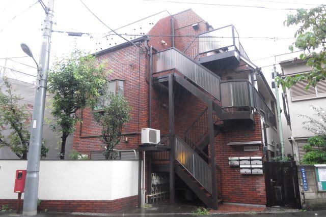 東京都大田区、西大井駅徒歩19分の築28年 3階建の賃貸マンション