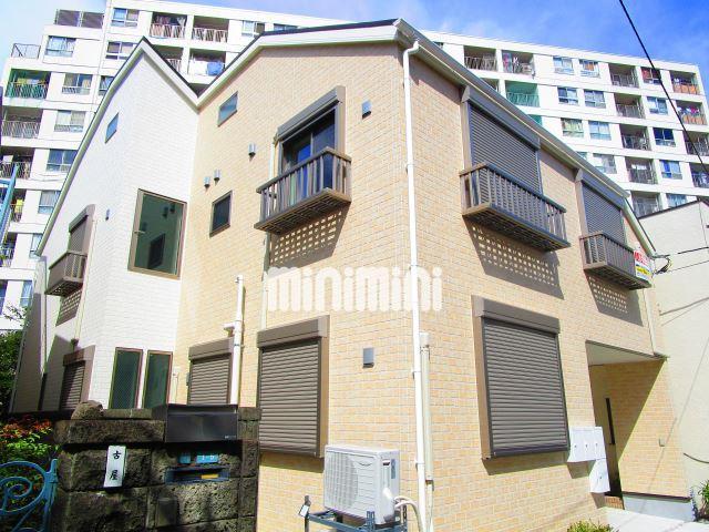 東京都目黒区、中目黒駅徒歩18分の新築 2階建の賃貸アパート