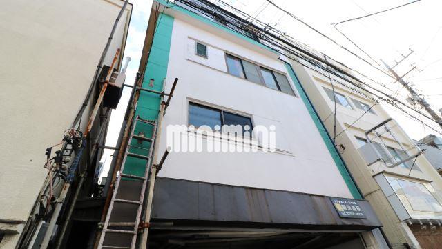 東京都品川区、五反田駅徒歩14分の築53年 3階建の賃貸マンション