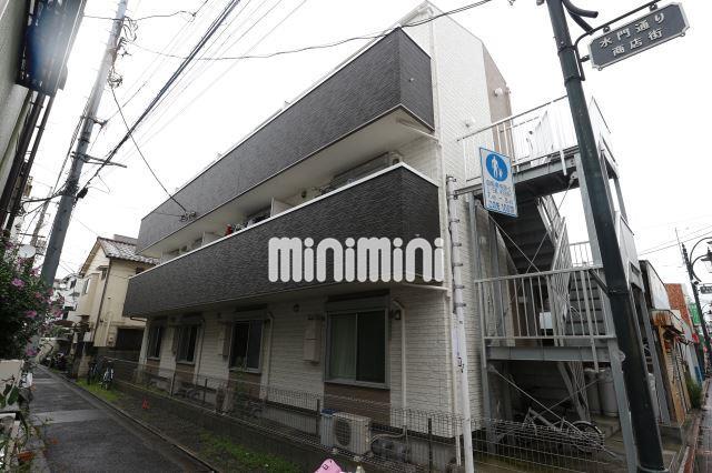 京浜急行電鉄本線 雑色駅(徒歩4分)