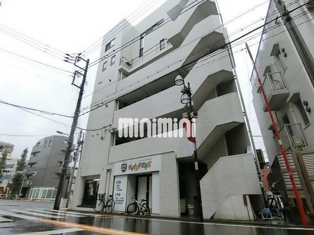 東急大井町線 等々力駅(徒歩20分)