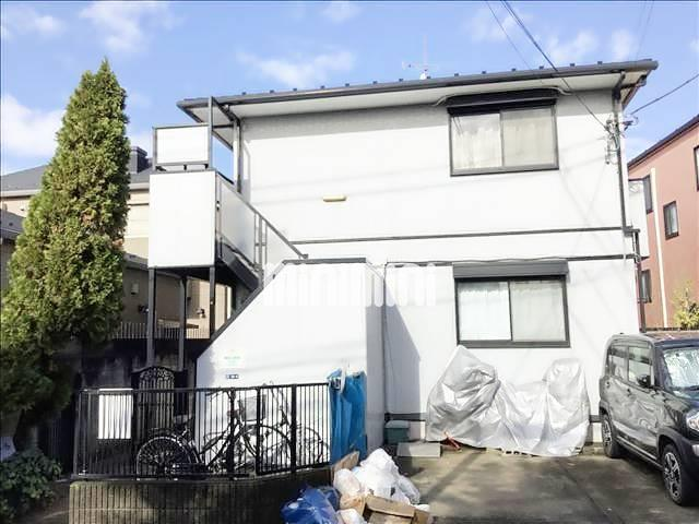 西武新宿線 中井駅(徒歩6分)、都営地下鉄大江戸線 中井駅(徒歩8分)