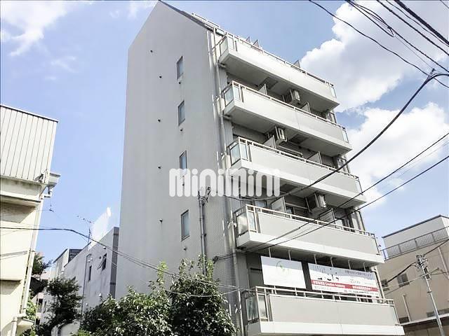 東武鉄道東上線 大山駅(徒歩3分)