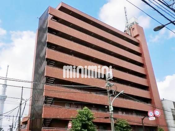 京成電鉄押上線 京成曳舟駅(徒歩9分)