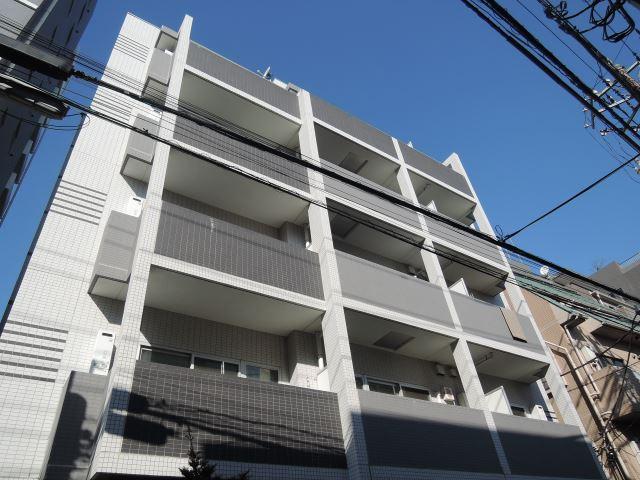 ボヌール新宿余丁町