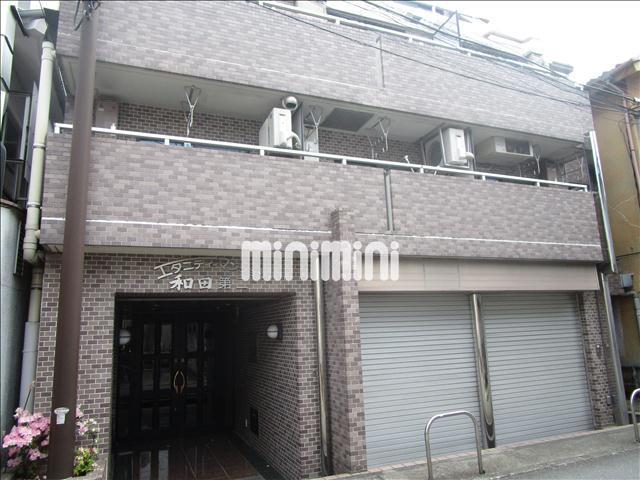 東京メトロ方南支線 中野新橋駅(徒歩12分)