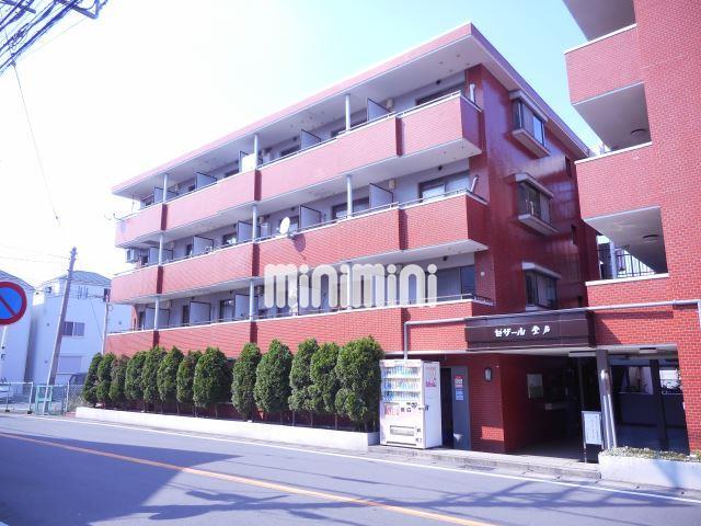 南武線 中野島駅(徒歩7分)