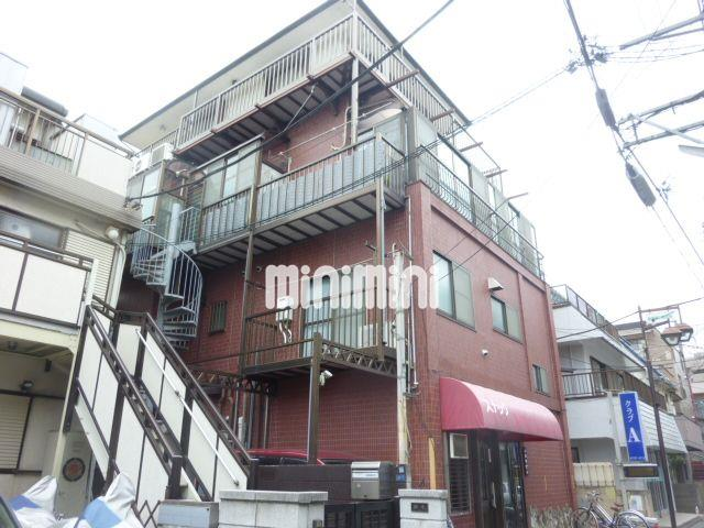 神奈川県川崎市中原区新城5丁目1DK