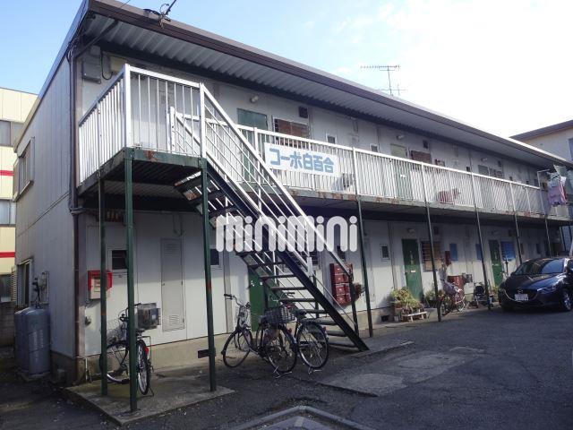 神奈川県川崎市幸区南加瀬3丁目2DK