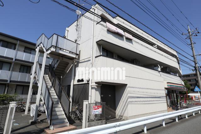 東急東横線 武蔵小杉駅(バス10分 ・蔵前停、 徒歩1分)