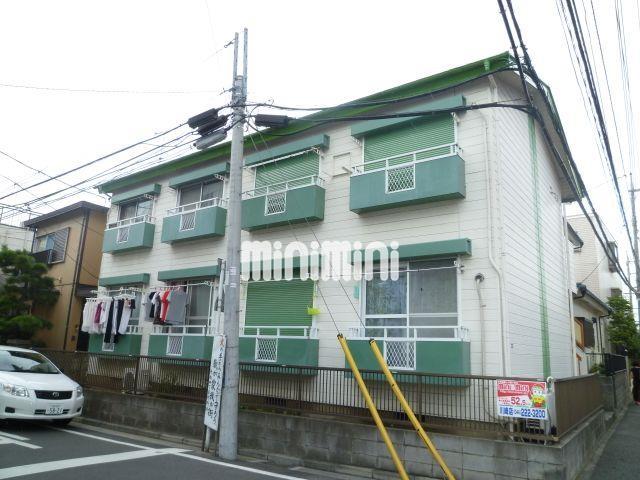 神奈川県横浜市鶴見区矢向4丁目2K