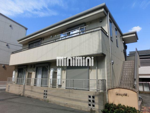 京浜東北・根岸線 横浜駅(バス19分 ・神大寺停、 徒歩1分)