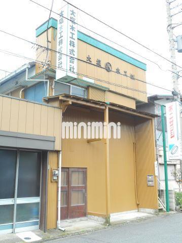 東急多摩川線 下丸子駅(徒歩20分)