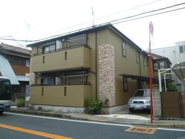 コンフォール鹿島田