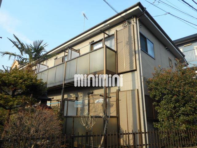 南武線 武蔵新城駅(徒歩9分)