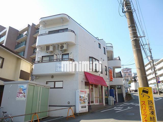 南武線 登戸駅(バス14分 ・緑地停、 徒歩9分)