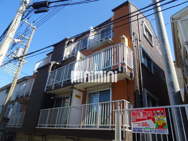 東急東横線 白楽駅(徒歩17分)