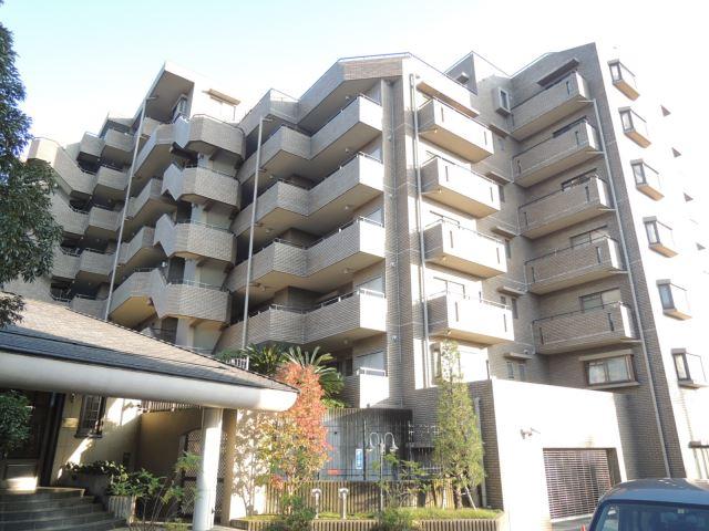 バームハイツ新横浜壱番館