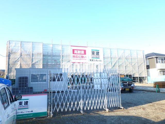 飯泉新築工事