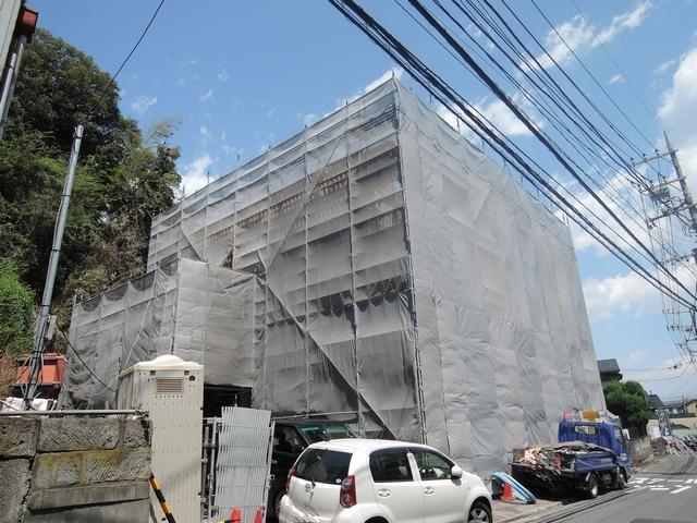 戸塚駅前マンション新築工事