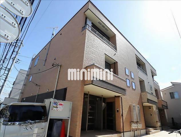 東急東横線 武蔵小杉駅(バス17分 ・下野毛停、 徒歩6分)