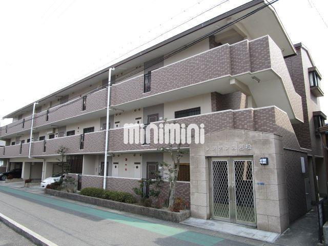 近鉄名古屋線 箕田駅(徒歩30分)