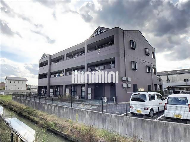 養老鉄道 下野代駅(徒歩30分)
