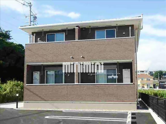 三岐鉄道北勢線 在良駅(徒歩12分)