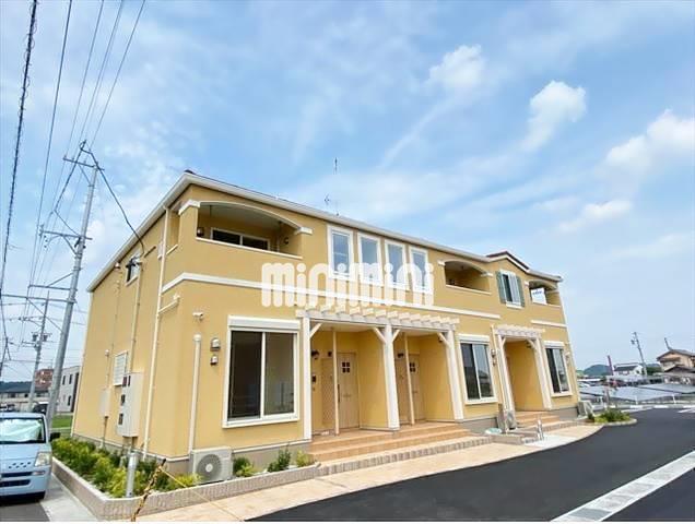 近鉄名古屋線 津駅(バス32分 ・豊久野停、 徒歩4分)