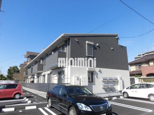 名鉄名古屋本線 名鉄岐阜駅(バス11分 ・中央市場前停、 徒歩4分)