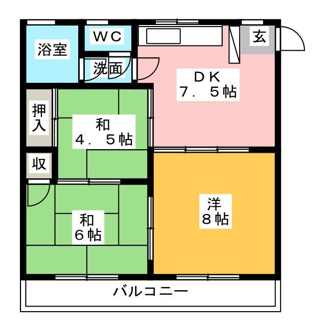 筑宝ビルの賃貸物件空室情報 | お部屋探しはミニミニで!賃貸住宅・賃貸マンションはお任せください!
