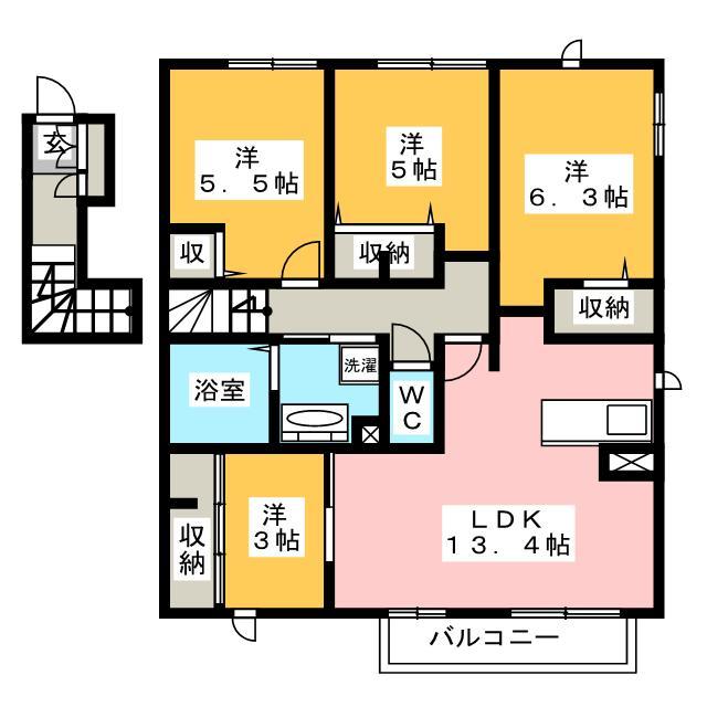 D-room寺塚 弐番館の賃貸物件空室情報 | お部屋探しはミニミニで!賃貸住宅・賃貸マンションはお任せください!