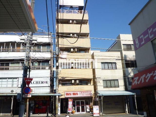 静岡県三島市一番町1K