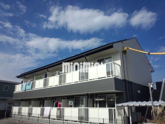 東海道本線 磐田駅(バス8分 ・岡田郵便局停、 徒歩6分)