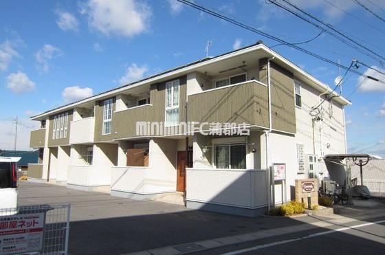 東海道本線 相見駅(徒歩10分)
