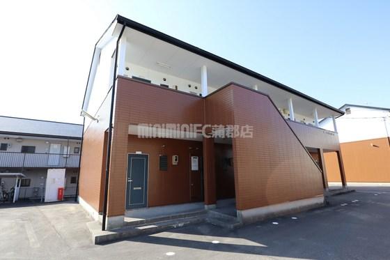 東海道本線 蒲郡駅(徒歩35分)