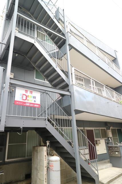 岡山県倉敷市鶴形1丁目1K