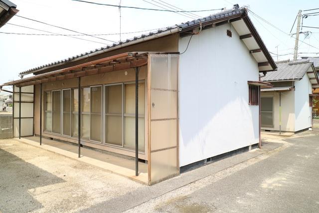 宇野線 備中箕島駅