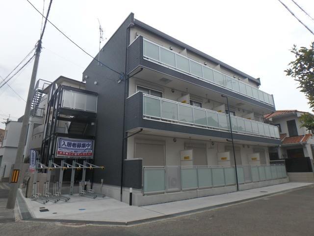 大阪府池田市石橋2丁目1K