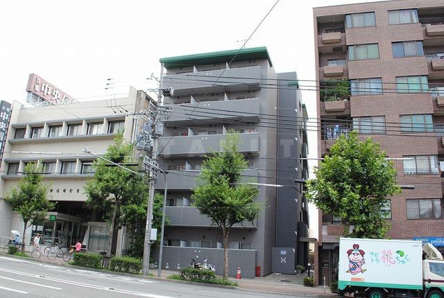 山陰本線 二条駅(徒歩19分)