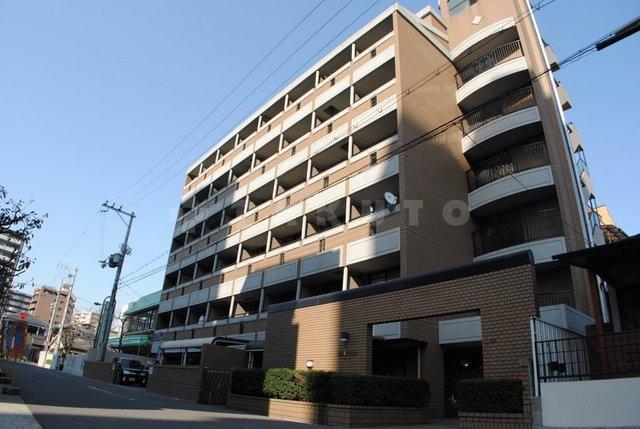 大阪府大阪市鶴見区鶴見2丁目1K
