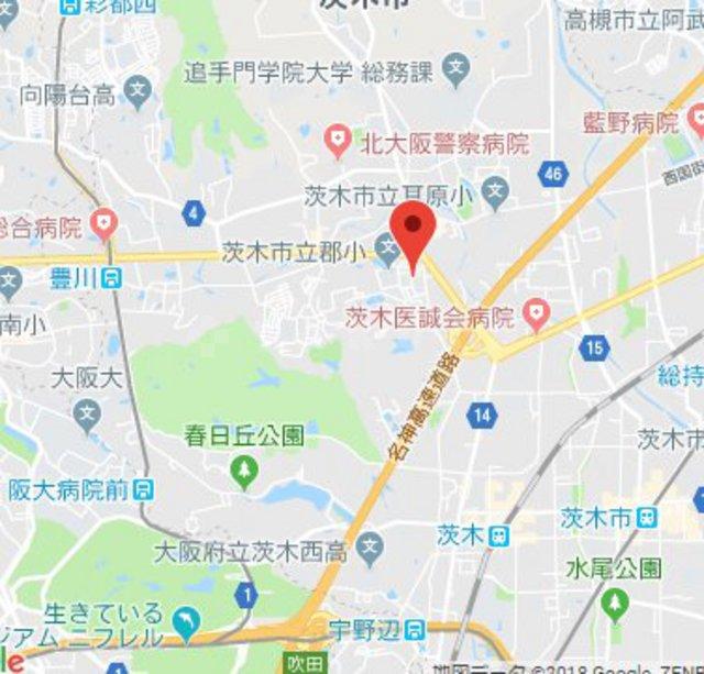 東海道本線 茨木駅(徒歩35分)