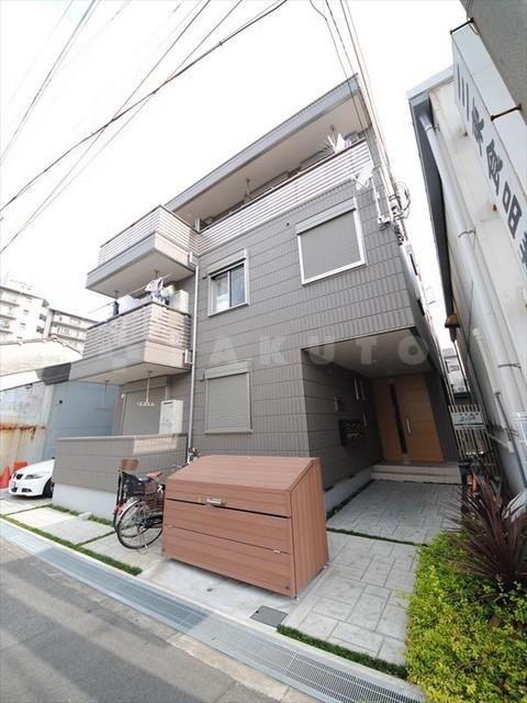 京阪電気鉄道京阪線 野江駅(徒歩18分)