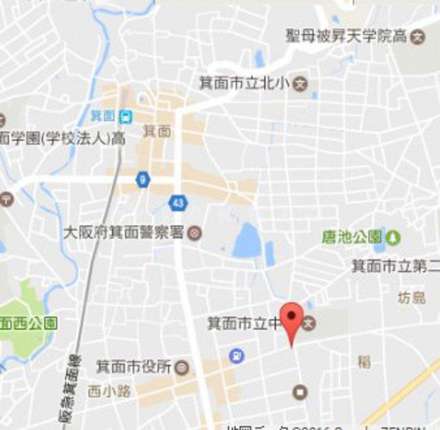 阪急電鉄箕面線 桜井駅(徒歩26分)