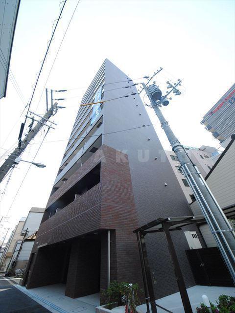 大阪環状線 大阪駅(徒歩52分)