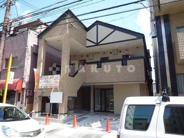 阪急電鉄京都線 上新庄駅(徒歩8分)
