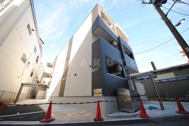 阪急電鉄京都線 上新庄駅(徒歩14分)