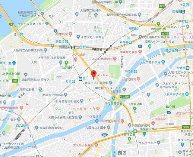 千日前線 玉川駅(徒歩3分)