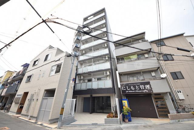 阪急電鉄京都線 淡路駅(徒歩3分)、おおさか東線 JR淡路駅(徒歩8分)